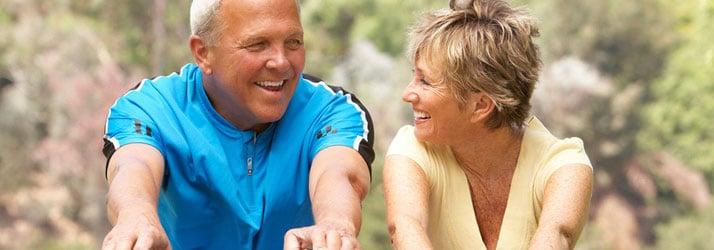 Chiropractic Vernon BC Elderly Couple