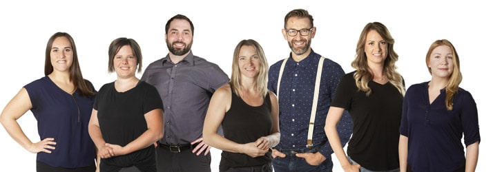 Chiropractic Vernon BC Massage Therapy Team at Arise Chiropractic and Wellness