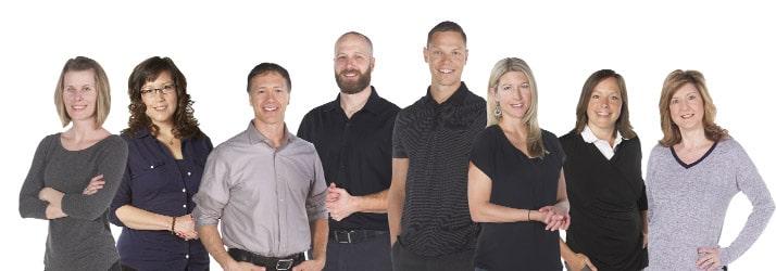 Chiropractic Vernon BC Staff at Arise Chiropractic and Wellness