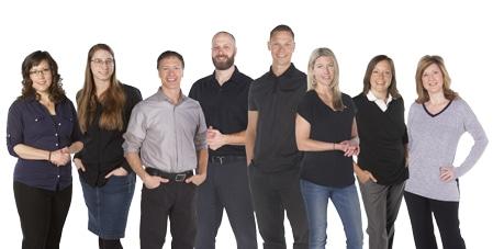 Chiropractic Vernon BC Chiropractic Team